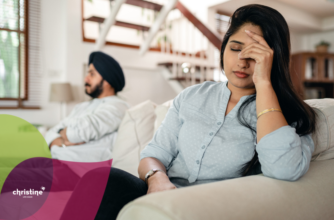 Why Your Husband Isn't Making You Frustrated | Relationship Coach